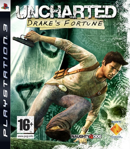 Uncharted: Drakes Fortune [PS3]