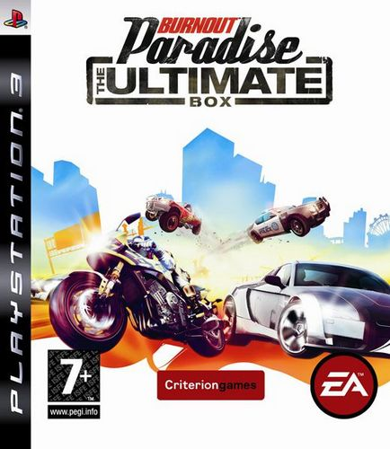 Burnout Paradise: The Ultimate Box [PS3]