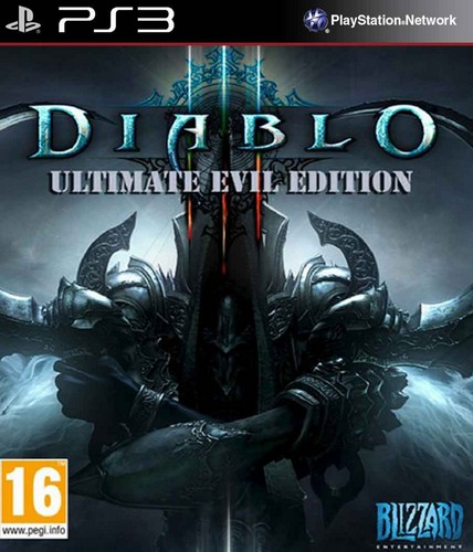 Diablo 3: Ultimate Evil Edition [PS3]