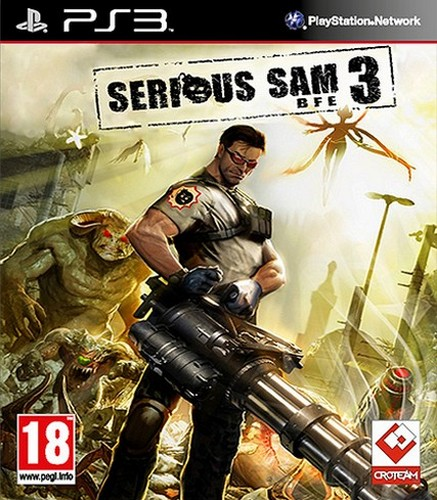 Serious Sam 3: BFE [PS3]