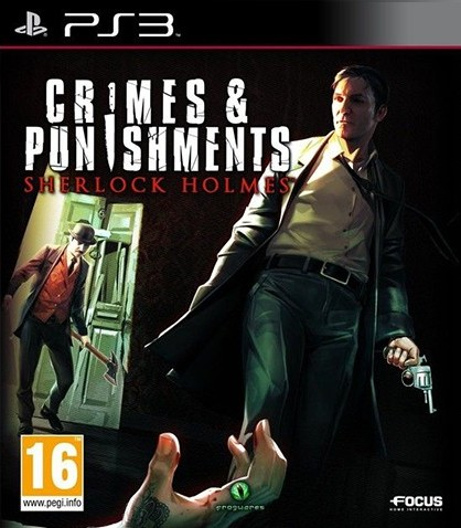 Sherlock Holmes: Crimes and Punishments [PS3]