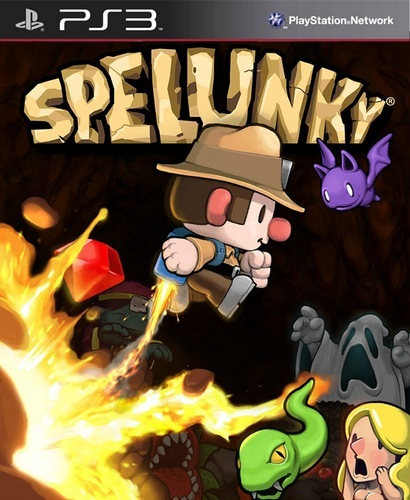 Spelunky [PS3]