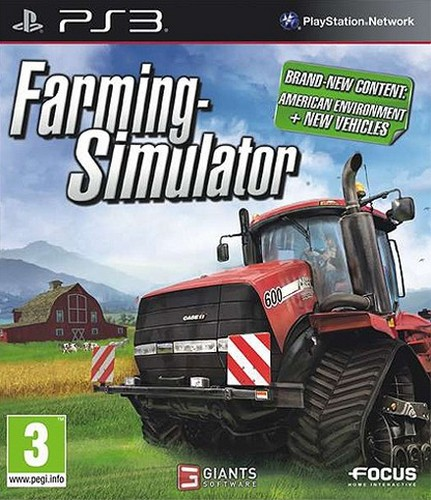 Farming Simulator [PS3]