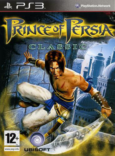 Prince of Persia Classic [PS3]