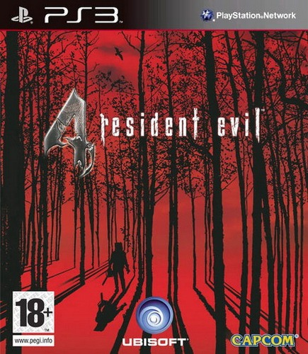 Resident Evil 4 HD [PS3]