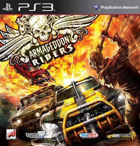 Armageddon Riders [PS3]