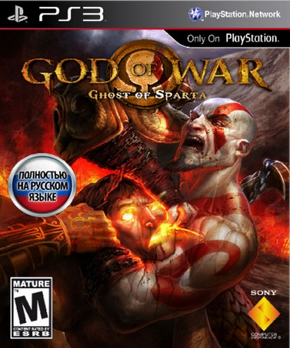God of War: Ghost of Sparta HD [PS3]