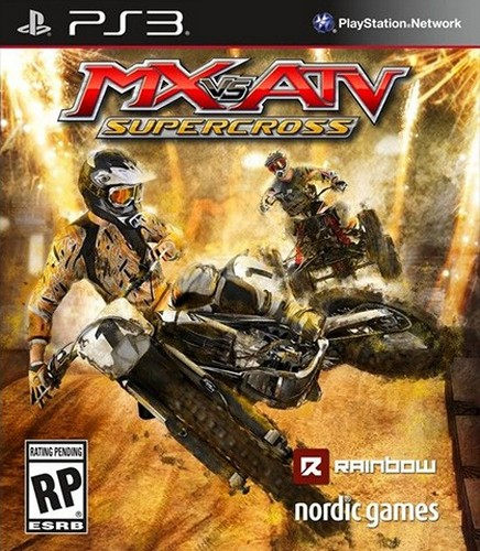 MX vs ATV: Supercross [PS3]