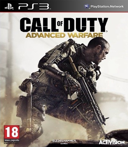 Call Of Duty: Advanced Warfare [PS3]
