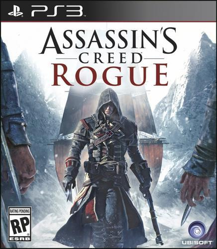 Assassin's Creed: Rogue [PS3]
