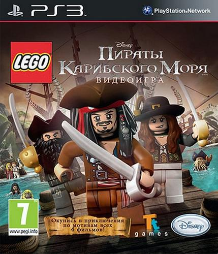 LEGO Pirates of the Caribbean [PS3]