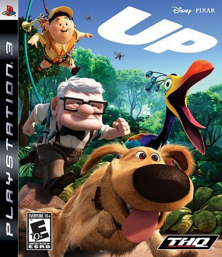 Up: The Video Game [PS3]