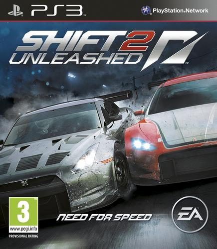 Need for Speed: Shift 2 Unleashed [PS3]