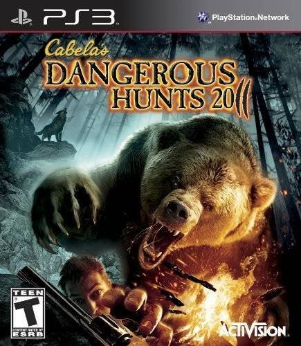 Cabela's Dangerous Hunts 2011 [PS3]