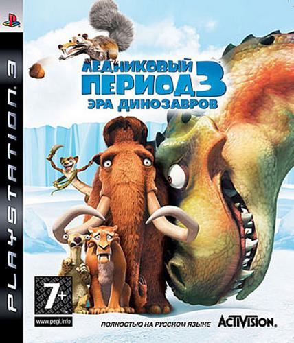 Ice Age 3: Dawn of the Dinosaurs [PS3]