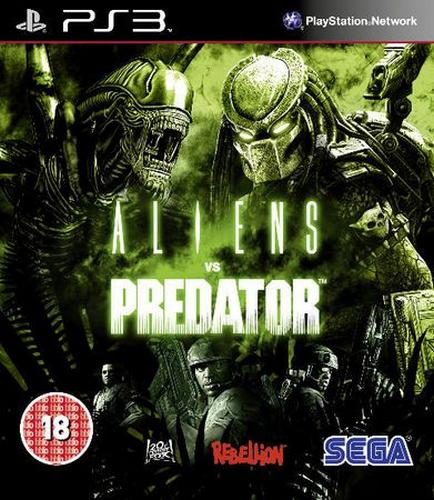 Aliens vs. Predator [PS3]