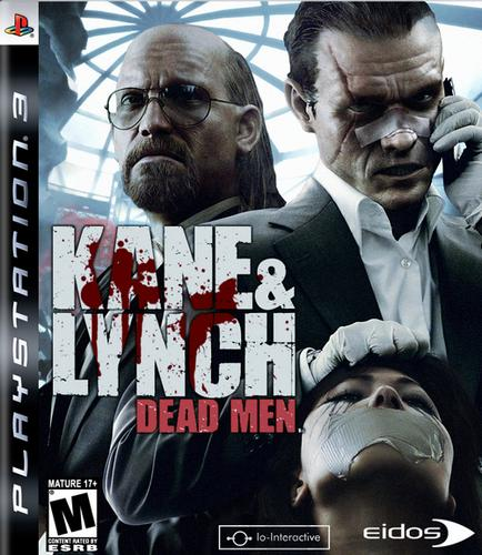 Kane and Lynch: Dead Men [PS3]