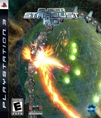 Super Stardust HD [PS3]