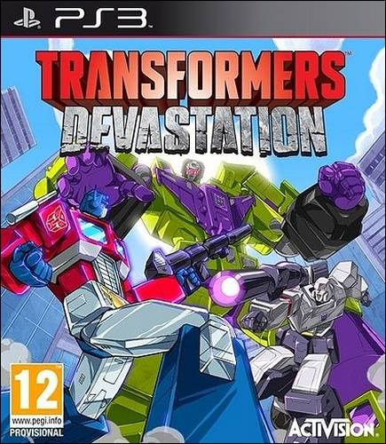 Transformers: Devastation [PS3]